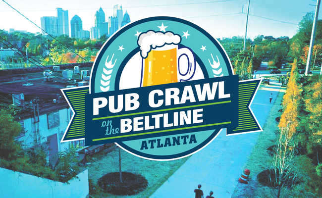 Pub Crawl on the BeltLine | Spring Edition