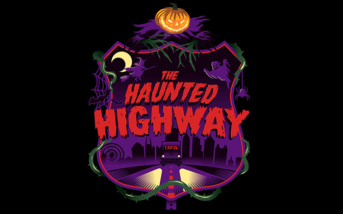 The Haunted Highway - Sunday, October 25th