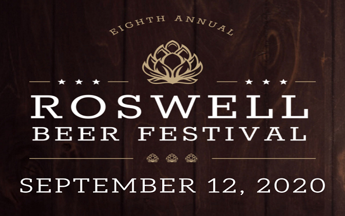 2020 Roswell Beer Festival Volunteer Tickets