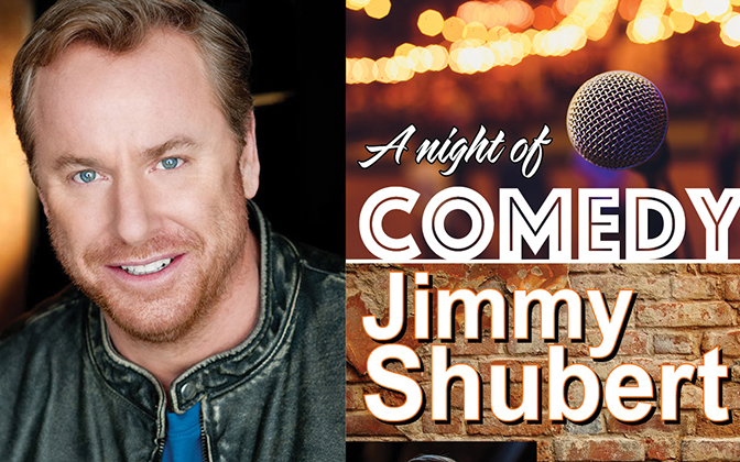 A Night Of Comedy Jimmy Shubert
