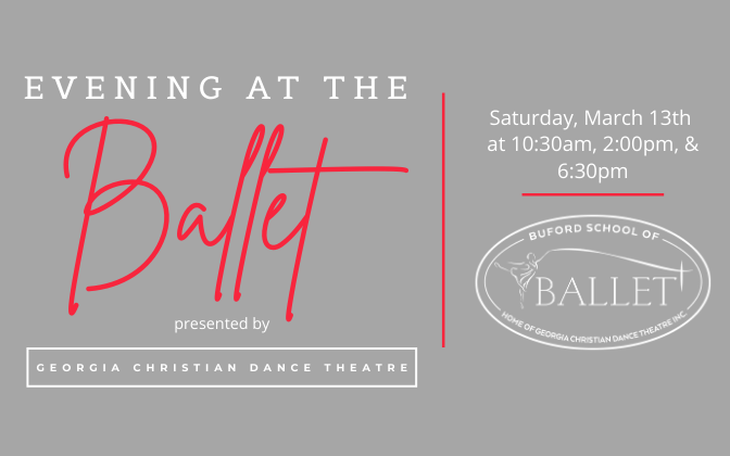 Evening at the Ballet - 6:30pm Show