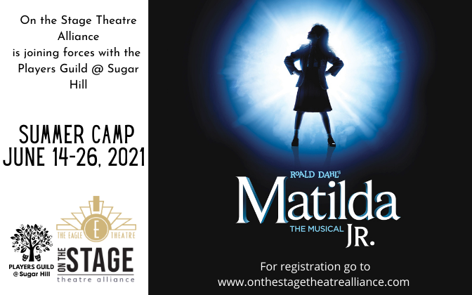 Matilda Jr. - June 26th - 7pm