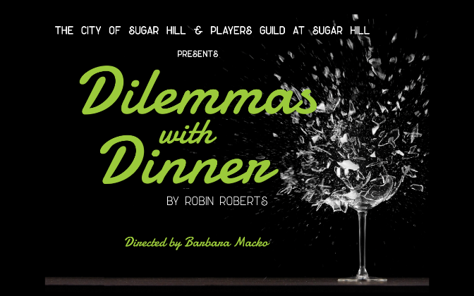 Dilemmas With Dinner - April 25