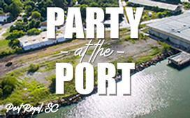 Party at the Port