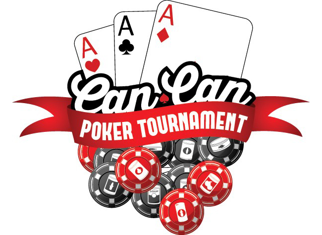 5th Annual Can Can Texas Hold'em Charity Poker Tournament