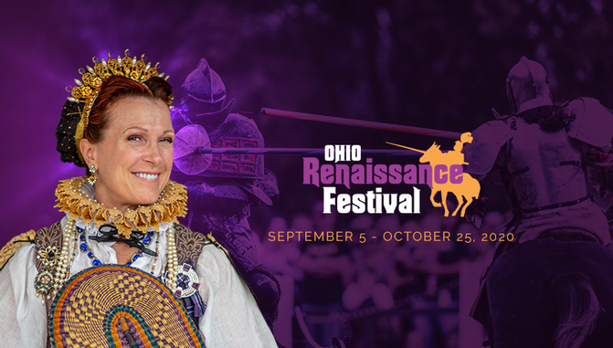 Ohio Renaissance Festival - October 10th