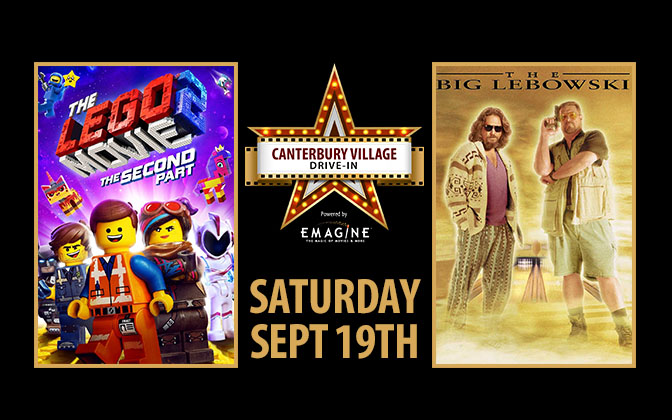 Canterbury Drive In Movies September 19th