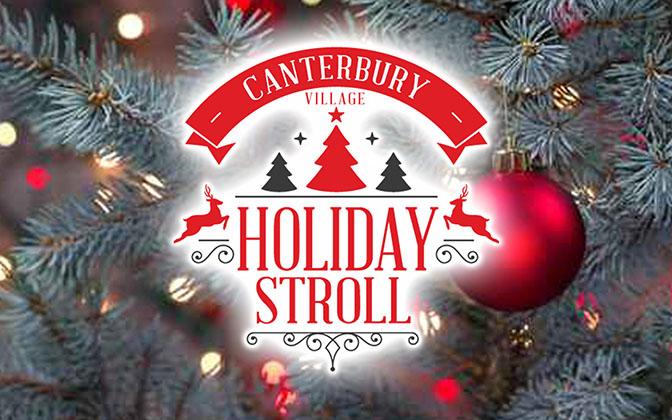 Canterbury Holiday Stroll - Dec 18th