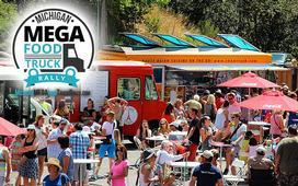 Michigan MEGA Food Truck Rally June 5, 2021