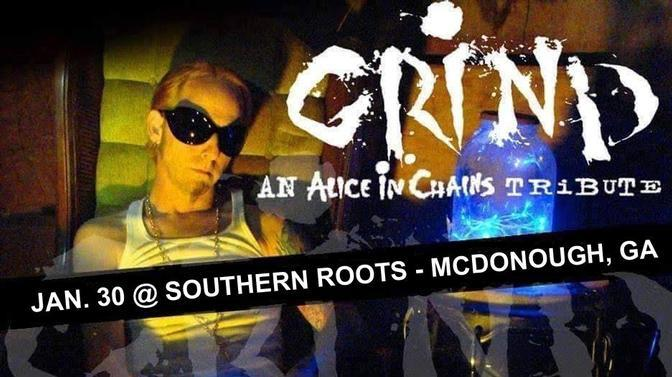 Grind - A Tribute to Alice In Chains