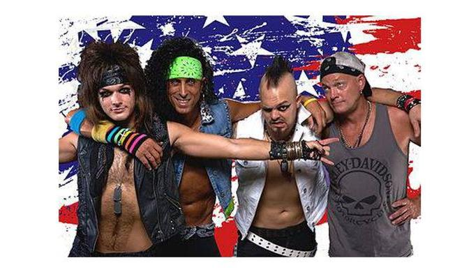 The Velcro Pygmies (9:00 pm show) 21+ only