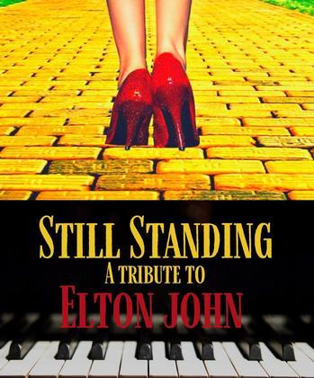 Still Standing | A Tribute to Elton John (starts at 9 PM)