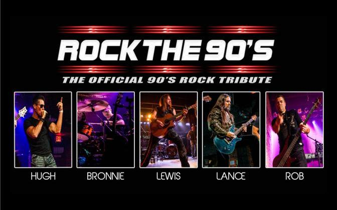 ROCK THE 90S- THE OFFICIAL 90S ROCK TRIBUTE
