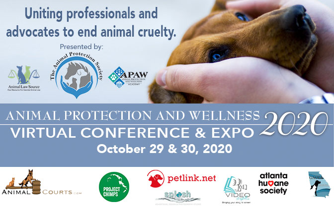 22nd Annual  Animal Protection And Wellness EXPO - Virtual Conference 2020
