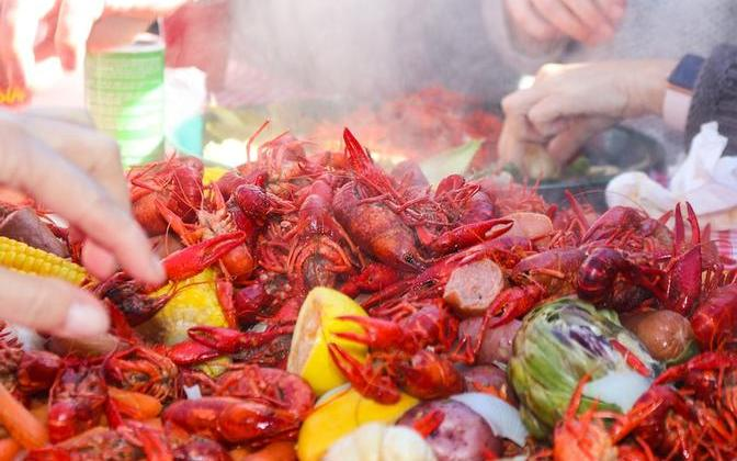 Atlanta's Crawfish For A Cause