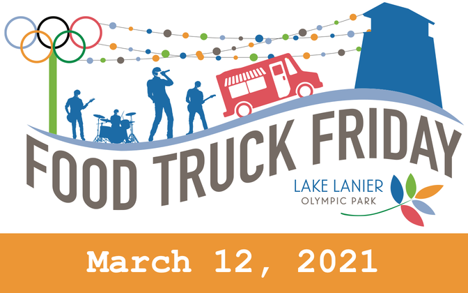 Food Truck Friday March 2021
