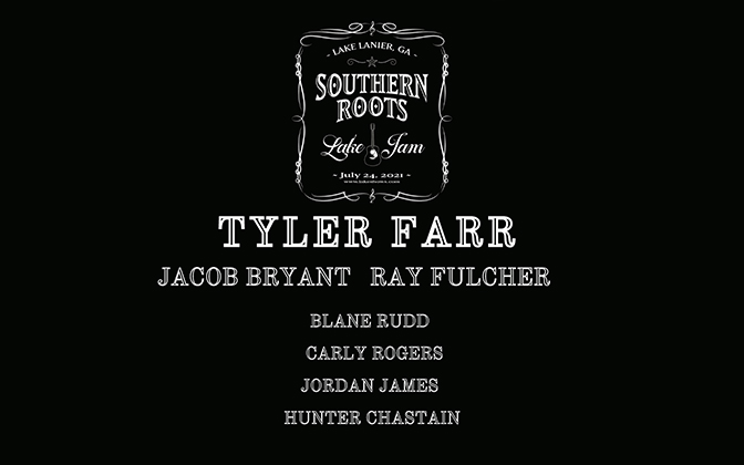 Southern Roots Lake Jam 2021 presented by Lake Shows Entertainment