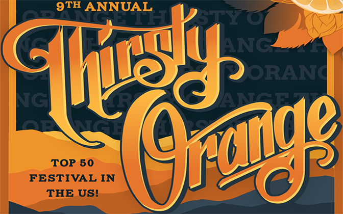 Thirsty Orange Beer Festival