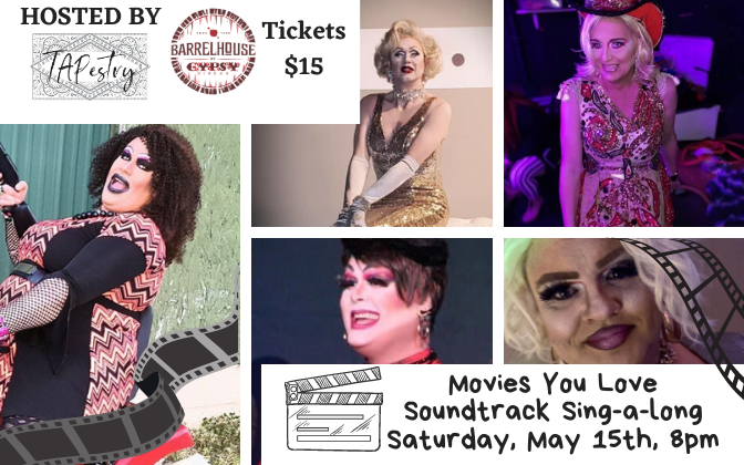 Drag Queen Movie Soundtracks