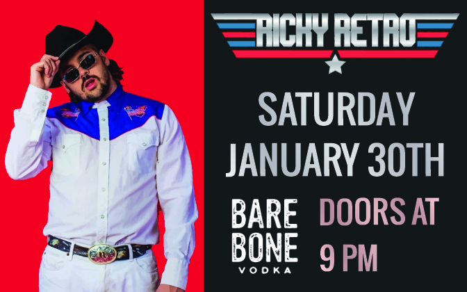 Ricky Retro live set at Big Sky Buckhead