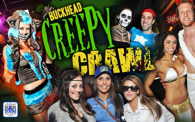 Buckhead Creepy Crawl