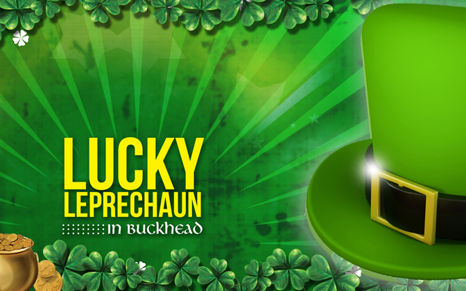 Lucky Leprechaun in Buckhead