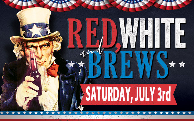 Red, White and Brews Bar Bash