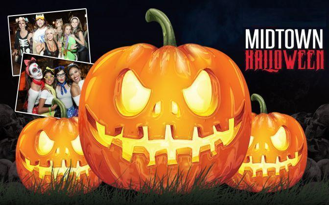 Halloween 2019.Midtown Halloween Block Party Registration At Tiki Tango Foxtrot