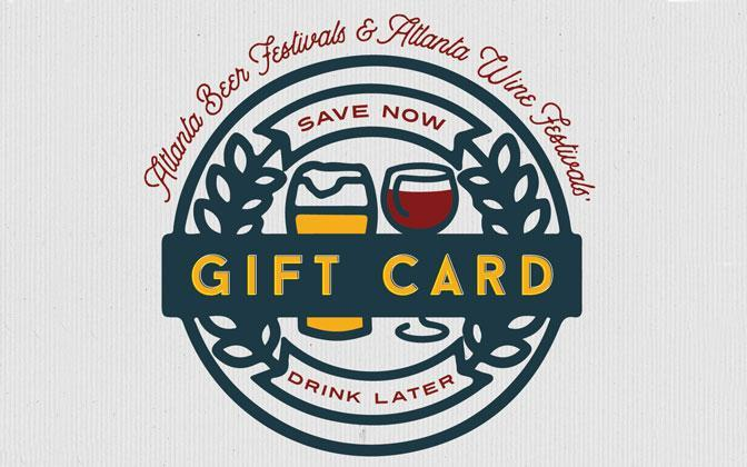 Atlanta Beer and Wine Festivals Gift Cards