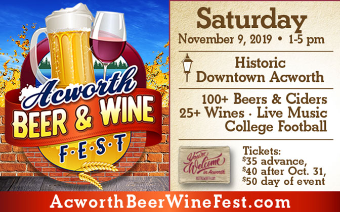 Acworth Beer & Wine Fest