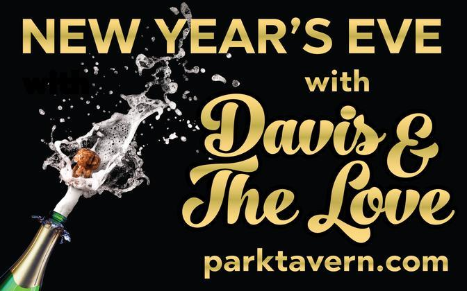 New Years Eve with Davis & The Love