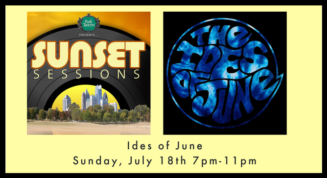 Sunset Sessions Presents Ides of June