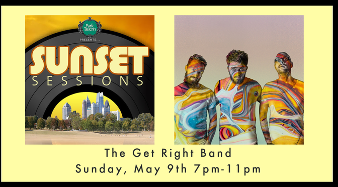 Sunset Sessions With The Get Right Band