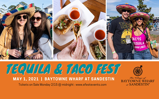 8th Annual Tequila & Taco Fest