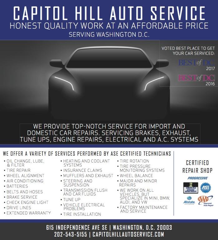 Capitol Hill Auto